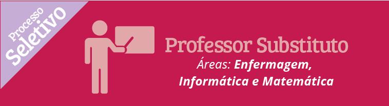 Inscrições abertas para contratação de professores substitutos no Campus Passos