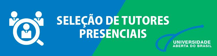 Inscrição aberta para seleção de tutor presencial para o polo Paraisópolis