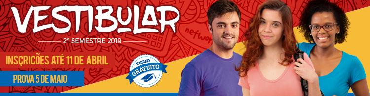 Confira os gabaritos do Vestibular 2019/2º semestre!